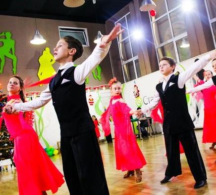 Танцевальный спорт (11 лет и старше)