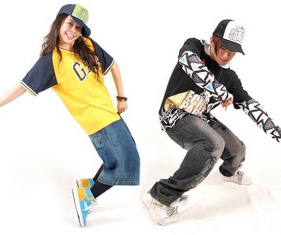 Уличные танцы (6-10 лет)